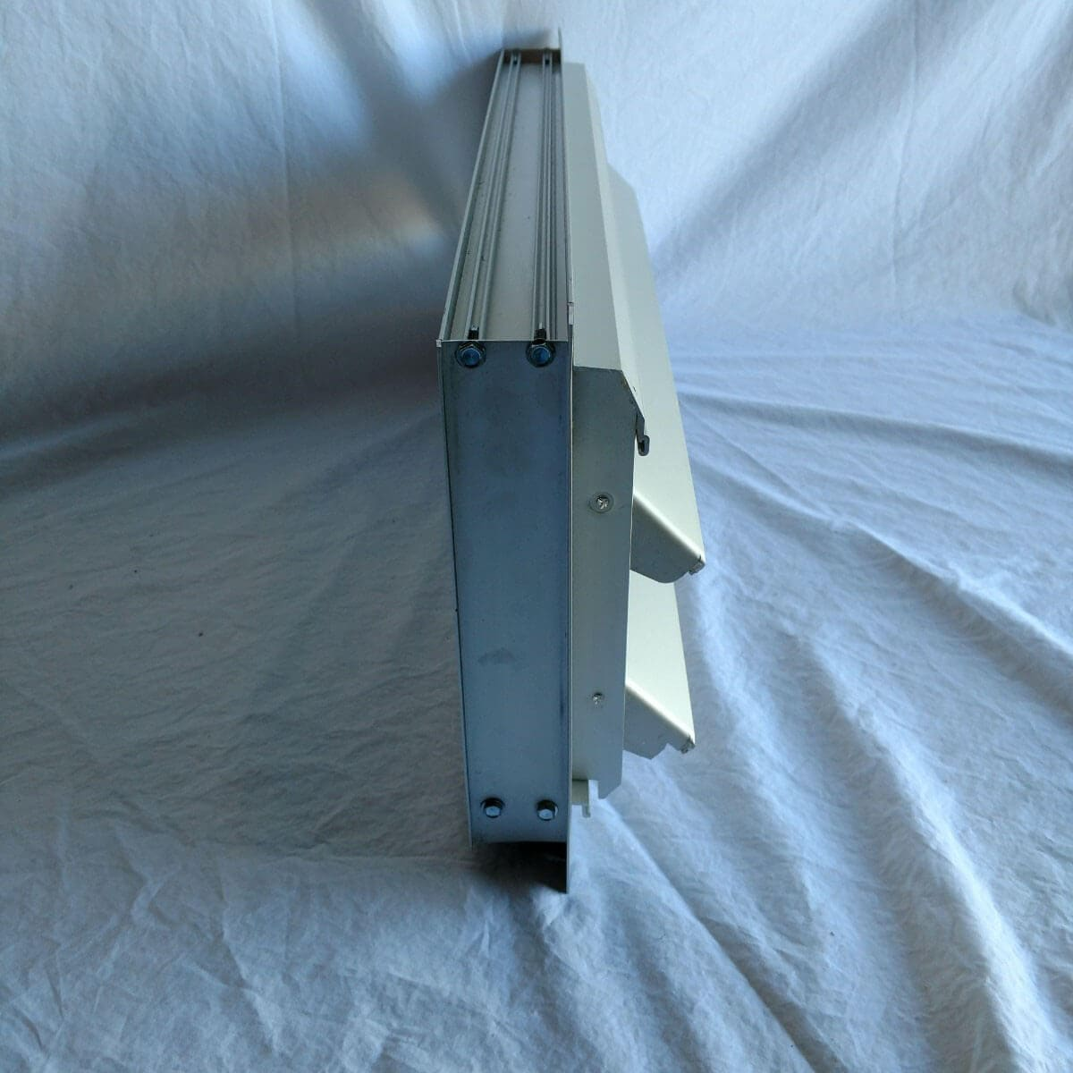 Two Blade Adjustable Side Louver 24 W X 10 25 L Dogboxparts