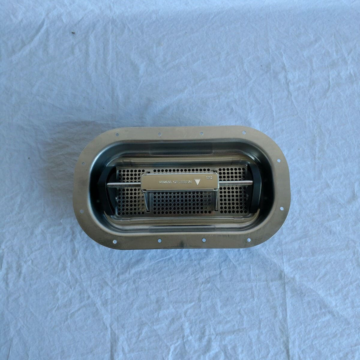 1 Pair Aluminum Popup Air Flow Roof Vent High Profile W