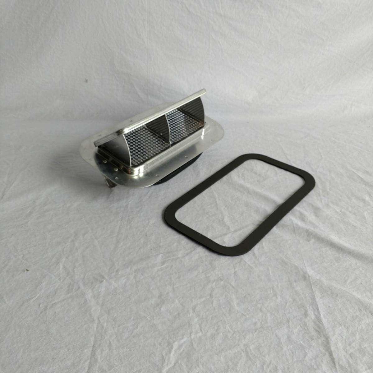 Aluminum Popup Vent Lo Profile W Gasket 622062 Dogboxparts
