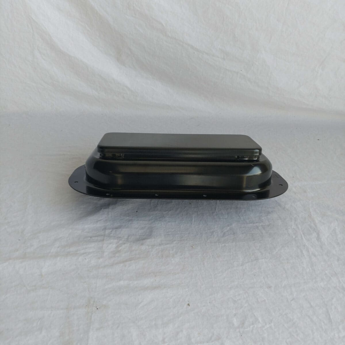 Black Steel Popup Air Flow Roof Vent High Profile W