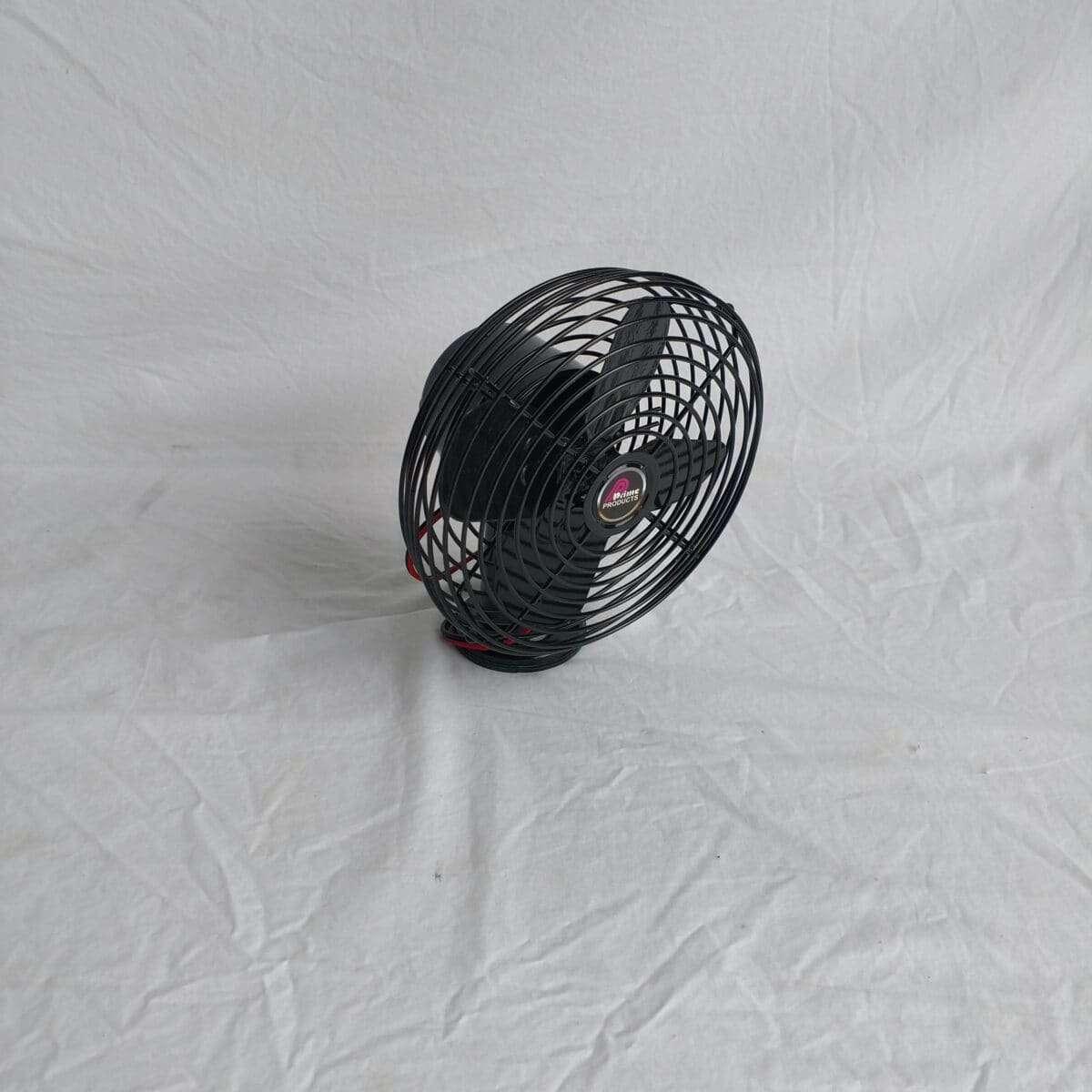 2 Speed 6 Diameter Storage Breezeway Compartment Fan 12v